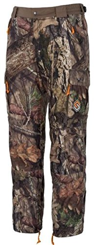 - ScentLok Cold Blooded Waterproof Hunting Pants (Medium, Mossy Oak Country)