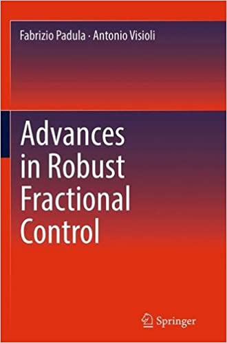 Book Advances in Robust Fractional Control