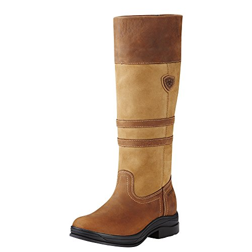 Boots Waterproof H20 Leather Womens Ambleside Ariat Cider OqxUXw