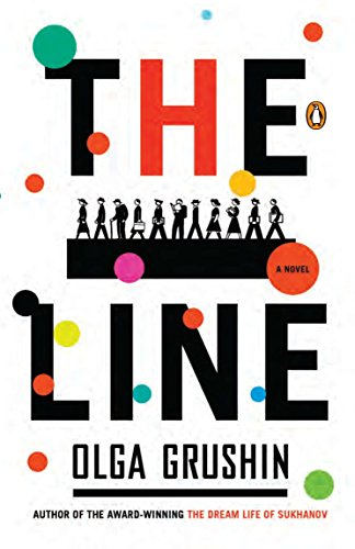 Line Russian (The Line: A Novel)