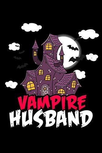 Vampire Husband: A Blank Lined Journal For Vampire Husbands]()
