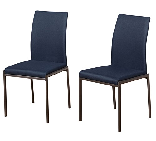 Target Dining Room Chairs: Target Marketing Systems Harrison Dining Chair, Navy, Set Of 2 Furniture Chairs Kitchen Room Chairs