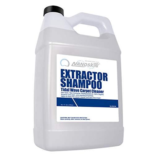 - Nanoskin (NA-ESO128) Extractor Shampoo Tidal Wave Carpet Cleaner - 1 Gallon