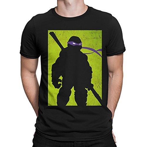 Donatello T-shirt (TMNT inspired)