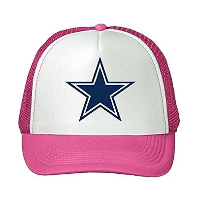 Dallas Cowboy Clip Art Sun caps Unisex And Adjustable Snapback cap