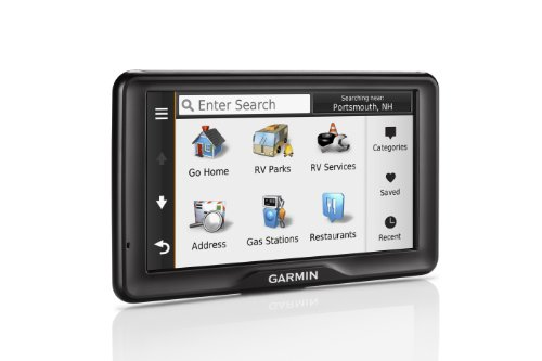 garmin rv 760lmt portable gps navigator import it all. Black Bedroom Furniture Sets. Home Design Ideas