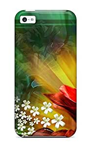 linJUN FENGDefender Case For iphone 5/5s, Abstract Mobile Pc 3d Pattern