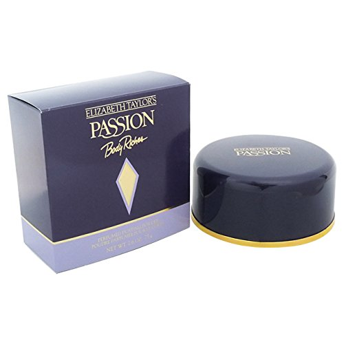 Passion by Elizabeth Taylor for Women - 2.6 oz Perfumed Dust
