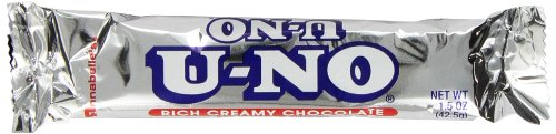 - U-No Bars, 1.5-Ounce Bars (Pack of 24)