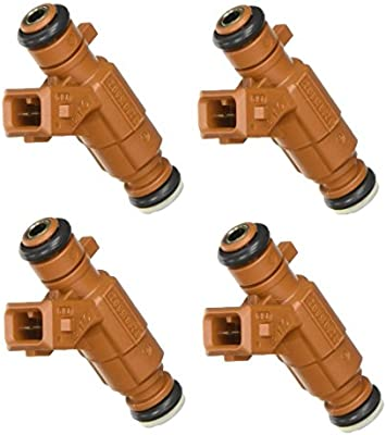 OEM Fuel Injector Set of 4 for 2007-2008 SAAB 9-3