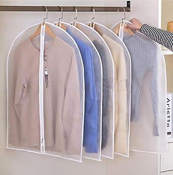 34503edec05d6 AIDBUCKS 洋服カバー 20枚組 スーツサイズ 衣類カバー スーツカバー コートカバー 埃よ