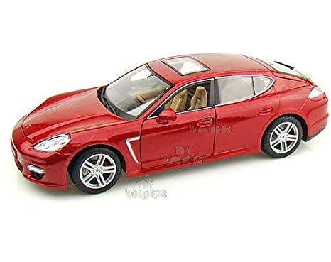 Maisto Premiere - Porsche Panamera Turbo Hard Top w/ Sunroof (1:18,