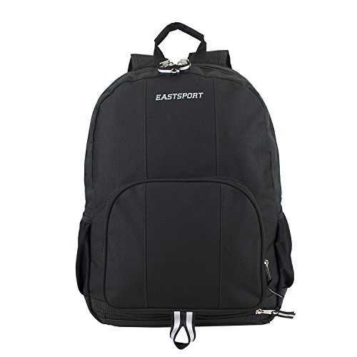 Eastsport Classic Backpack with Free Drawstring Bag