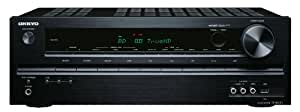 Onkyo TX-SR313 - Receptor para equipo de audio, negro