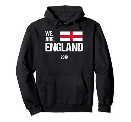 Rugby World Cup T-shirts - We Are England, World Rugby Team Hoodie 2019