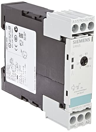 0181b1956d0 Siemens 3RP1513-1AP30 Solid State Time Relay
