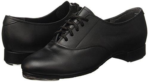 Zapatos para Negro Jazz Negro Unisex Miguelito Adultos Color Tap TagCnq