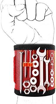 Coowoo Magnetic Wristband Tools Belt