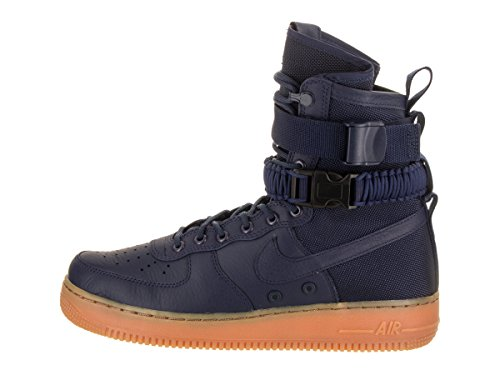 "Nike SF Air Force One AF1 Special Shield ""Triple Black"