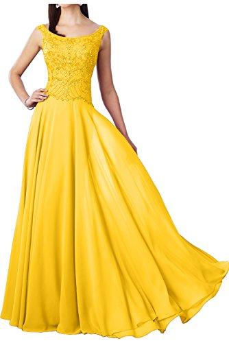 Damen Golden Spitze Bodenlang Glamour Promkleid Abendkleid Neu Ivydressing Schwarz Partykleider Zwei 2017 Brautmutterkleider Traeger 465WHqx