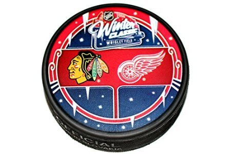- 2009 NHL Winter Classic Dueling Puck
