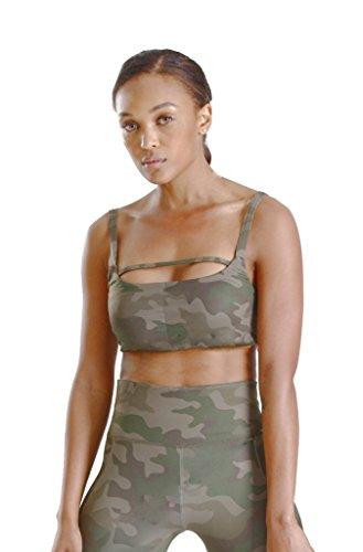 Yco Active Burkina Bra Adjustable Straps Durable Absorbent UV Protection Sports