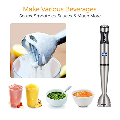 Kent Hand Blender SS-16044 400W Silver best price deals and offers