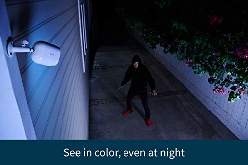 Arlo Essential XL Spotlight Camera - Wireless Security, 1080p Video, Color Night Vision, 2 Way Audio, 1 Year Battery…
