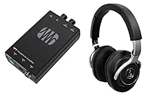audio technica ath m70x professional studio monitor headphones athm70x amplifier. Black Bedroom Furniture Sets. Home Design Ideas