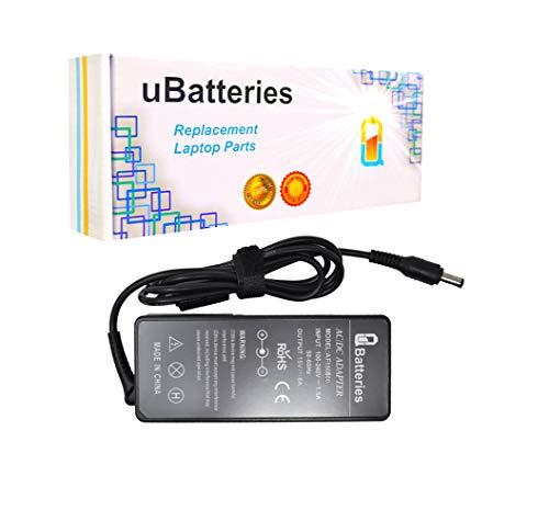 UBatteries Compatible 15V 60W 75W 90W Adapter Charger Replacement for Toshiba PA2521U-1ACA PA3083U-1ACA PA3092U-1ACA PA3201U-1ACA PA3215U-1ACA PA3282U-1ACA PA3283U-1ACA PA3378U-1ACA PA3469U-1ACA