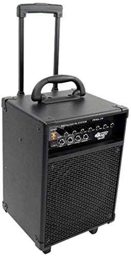 Battery Operated Pa System Portable - 9