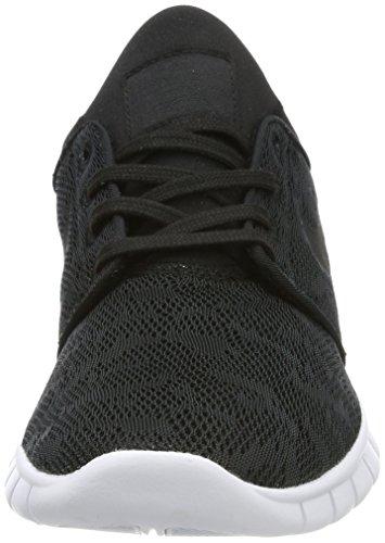 Black Men's Shoes White Nike Janoski Stefan SB Black Max w67xSq14C