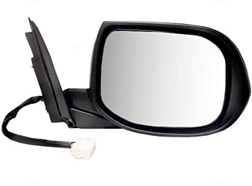 Dorman 955-1688 Passenger Side Power Door Mirror Black Heated//Folding with Memory for Select Acura Models