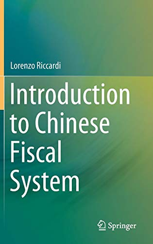 System Chinese Legal (Introduction to Chinese Fiscal System)