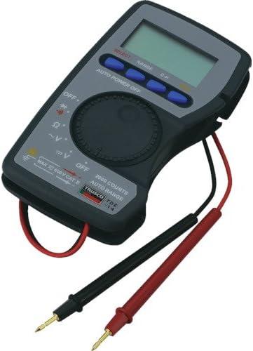 Max 70% OFF TRUSCO Digital TDE-14 Tester Genuine