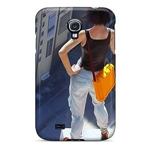 Premium [pyJDMRW2635tQUQb]mirrors Edge Case For Galaxy S4- Eco-friendly Packaging