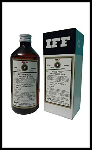 Nithi Foods - IFF, Mixed Fruit S1038M Flavour Flavouring Agent - 500 ML (B07TJZ7V25) Amazon Price History, Amazon Price Tracker