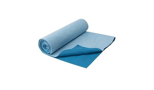 Gaiam Travel Yoga Mat by Gaiam: Amazon.es: Deportes y aire libre