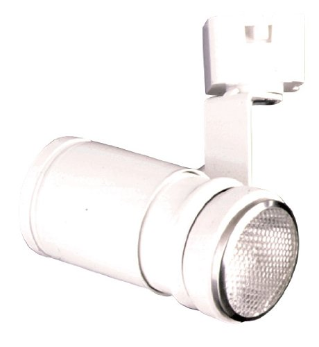 "Elco Lighting ET690W Line Voltage Mini Universal 1/2"" Yoke for 150W max PAR/R Lamp - Scoop Wall Washer"