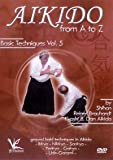 Aikido from A to Z Basic Techniques Vol.5