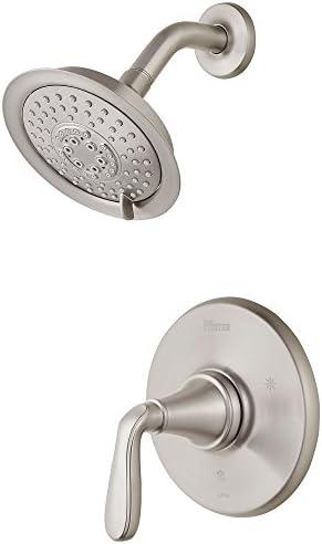 Pfister Lg897mgk Lg89 7mgk Northcott 1 Handle Shower Trim Only In Brushed Nickel
