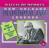 New Orleans Traditional Jazz Legends Vol. 2 by Willie Humphrey (1995-04-16)