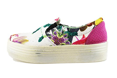 BEVERLY HILLS POLO CLUB sneakers Femme MultiCouleur Textile daim AG01