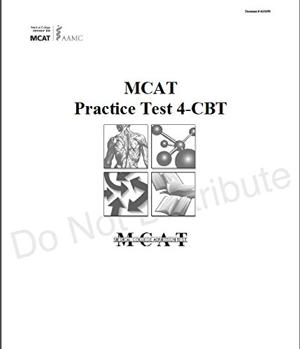 Amazon Com 7 Full Length Aamc Real Mcat Practice Tests