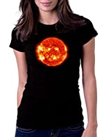 Women's Sun NASA Photograph Tee T-Shirt
