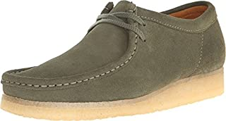CLARKS Originals Men's Leaf Wallabee 11 D(M) US (B0131AZ2B2) | Amazon price tracker / tracking, Amazon price history charts, Amazon price watches, Amazon price drop alerts