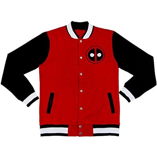 marvel varsity jacket - 9