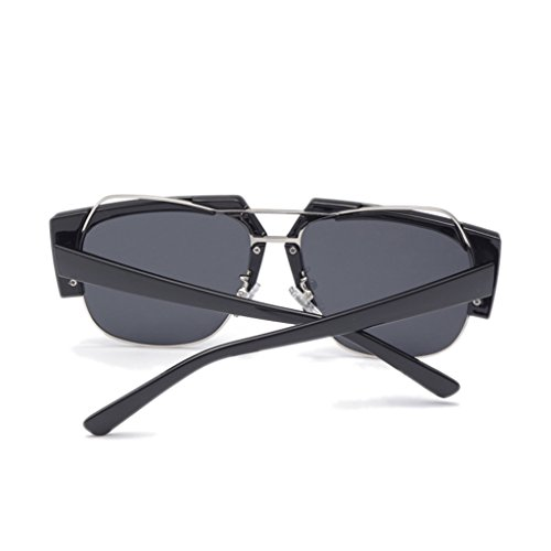 High Gafas Color A A End Anti la Creativa América Europa Decoración Unisex WLHW de sol Metal de 30g Gafas moda UV400 Personalidad Peso PqdwppR