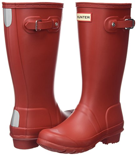 Pictures of Hunter Original (Little Big Kid) Military Red 1 M JFT6000RMA 4