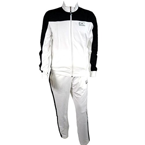 b5b9dbca08 Emporio Armani EA7 Men's 276118-6P227 Train Evolution Tracksuit ...